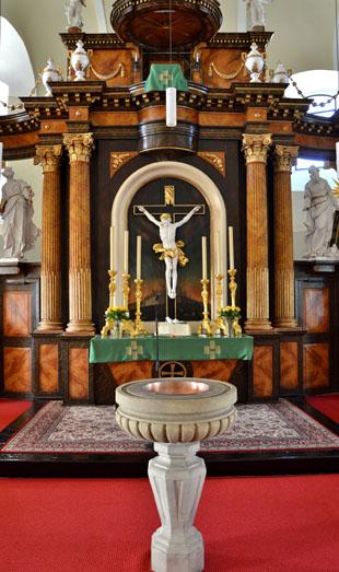 Altar_Stadtschlaining